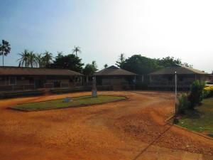 L'ospedale di Afagnan