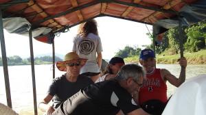 In barca ad Anivorano