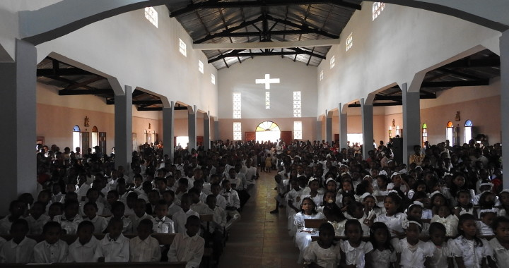 La chiesa rinnovata