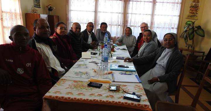 L'equipe malgascia